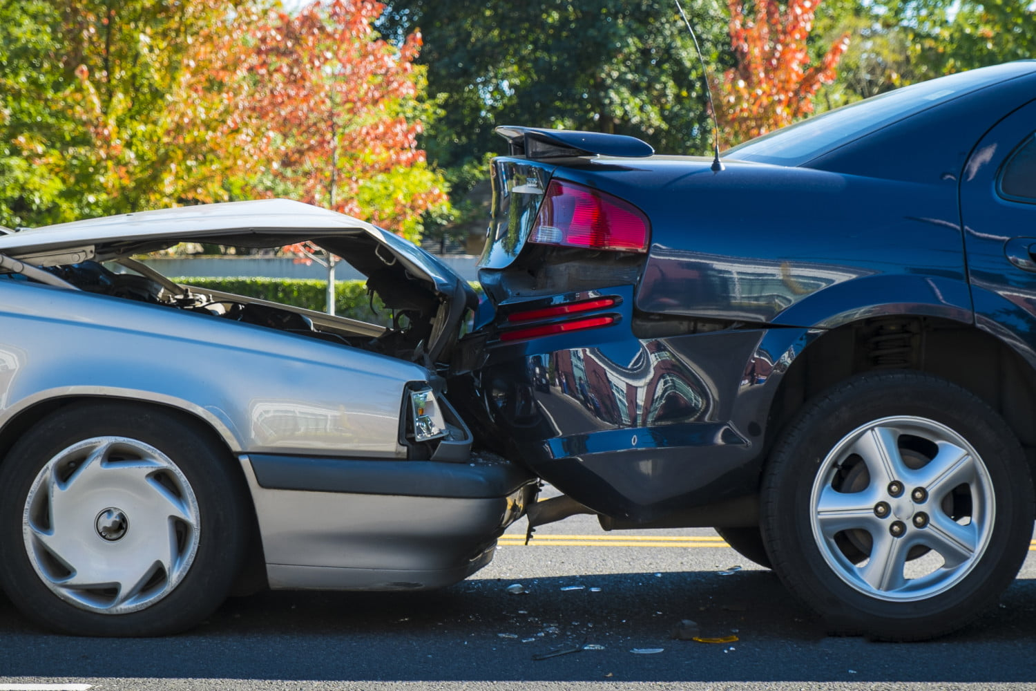 The Law Of Rear-End Automobile Accidents In Maryland